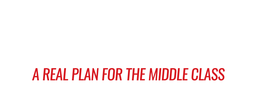 Forward: A real plan for a strong middle class