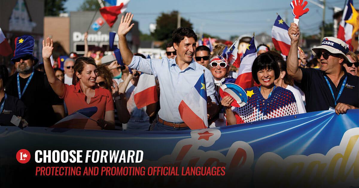 Official Languages and Bilingualism | Our Platform