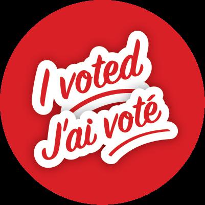 I VOTED Icon