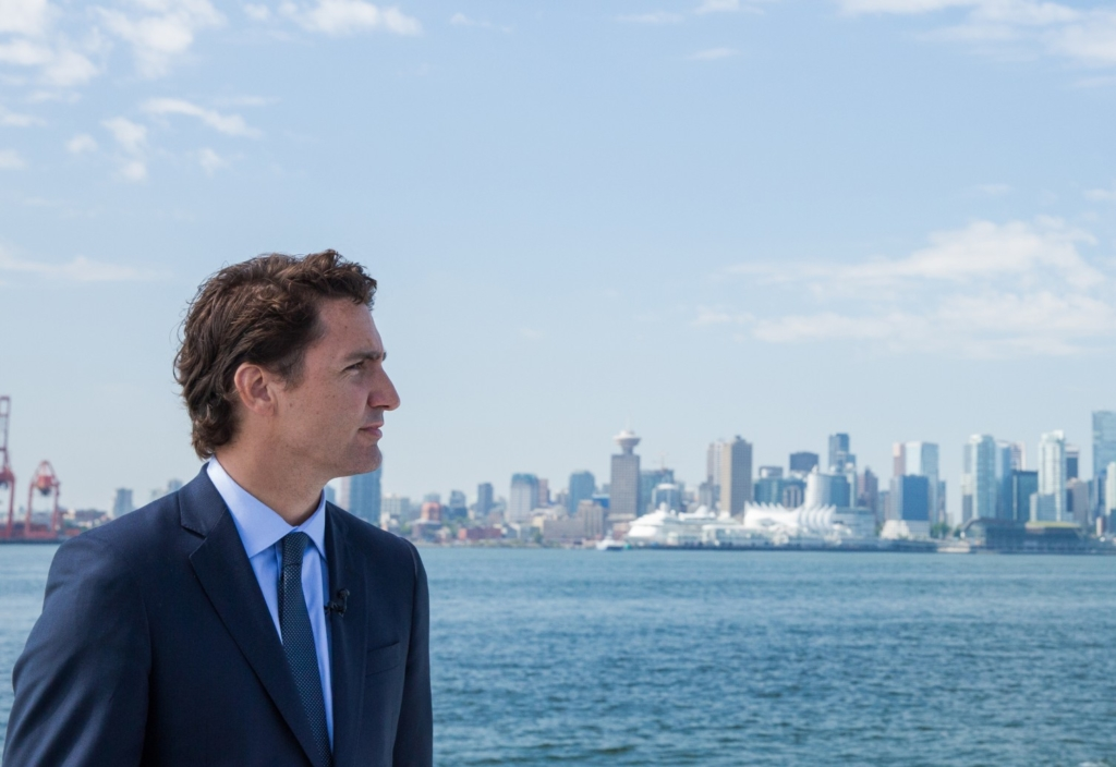 I'm voting with Team Trudeau for action on climate change