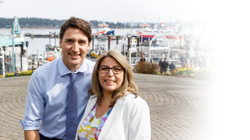Join Team Trudeau to fight for affordable housing