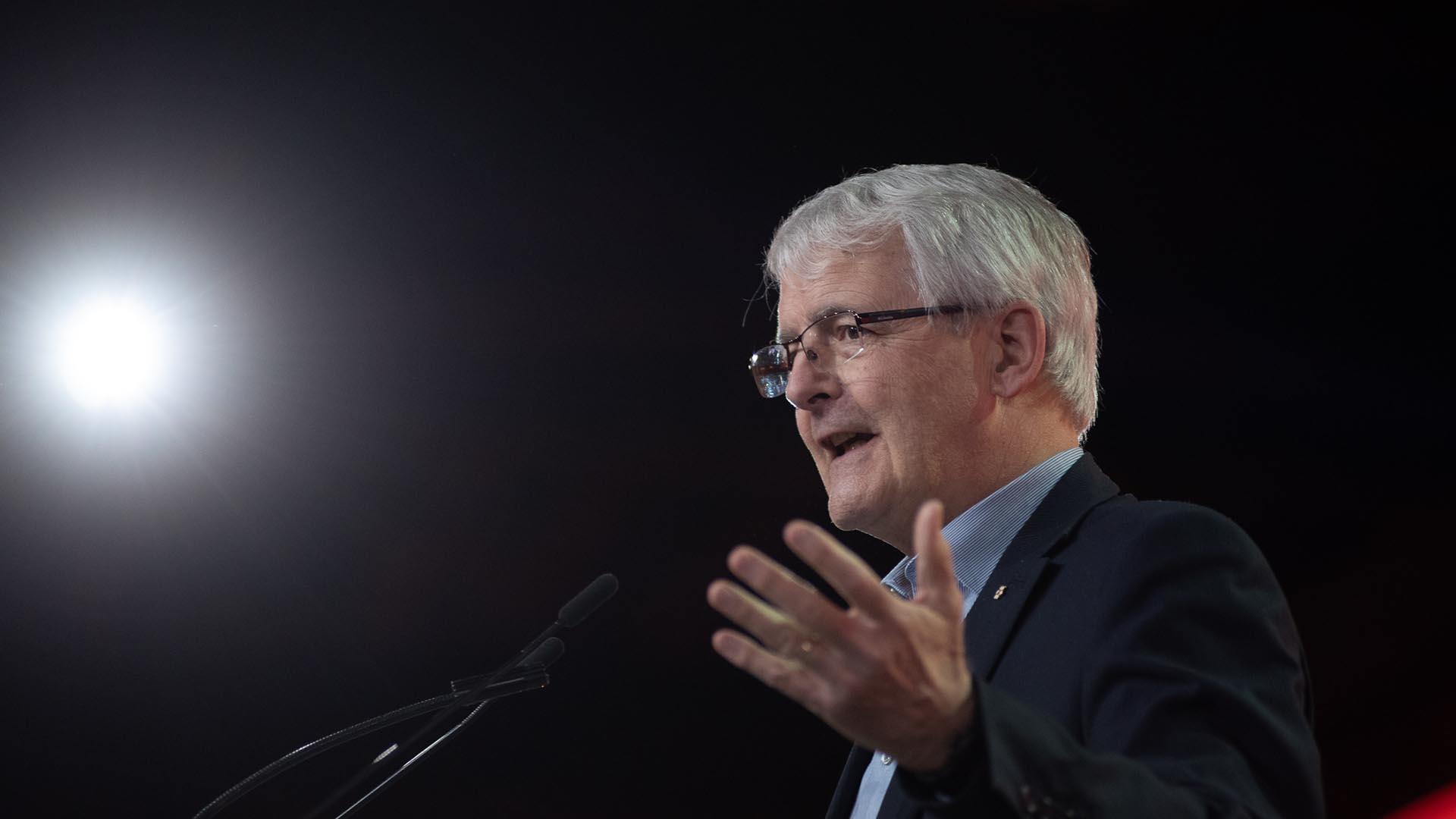 Marc Garneau   Team Trudeau